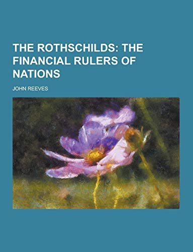 9781230445816: The Rothschilds
