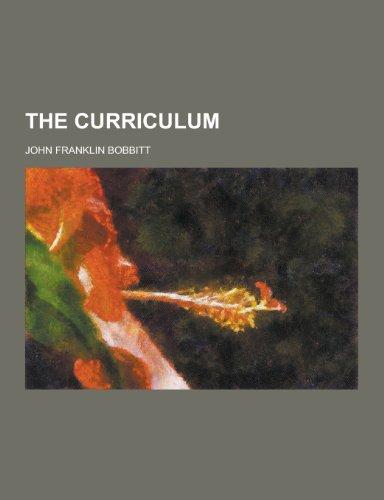 9781230446059: The Curriculum