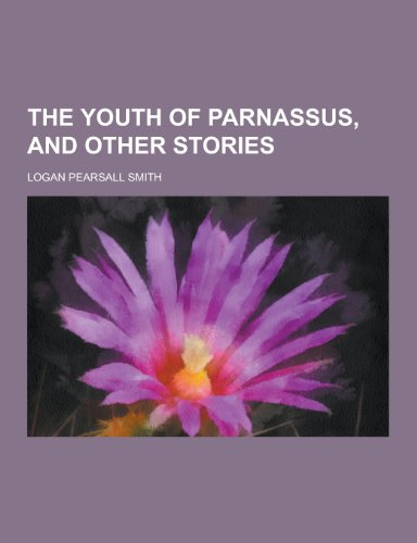 9781230454955: The Youth of Parnassus, and Other Stories