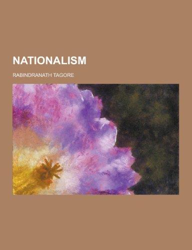 9781230459417: Nationalism