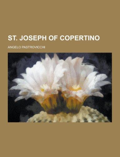 9781230471839: St. Joseph of Copertino