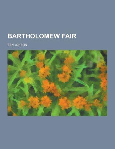 9781230473253: Bartholomew Fair