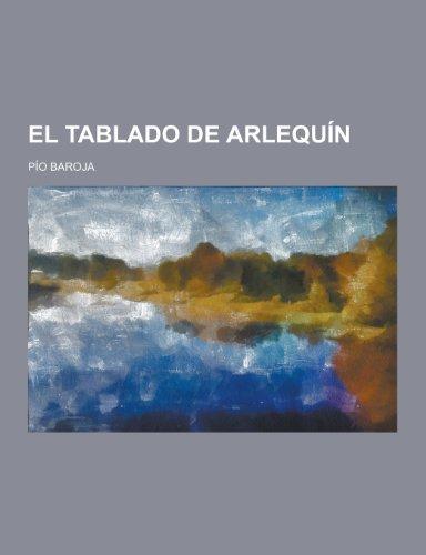 9781230474755: El Tablado de Arlequin