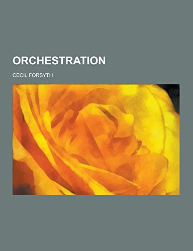 9781230731667: Orchestration