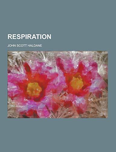 9781230732503: Respiration