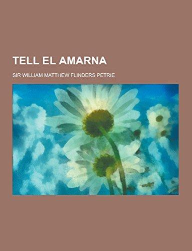 9781230858692: Tell El Amarna