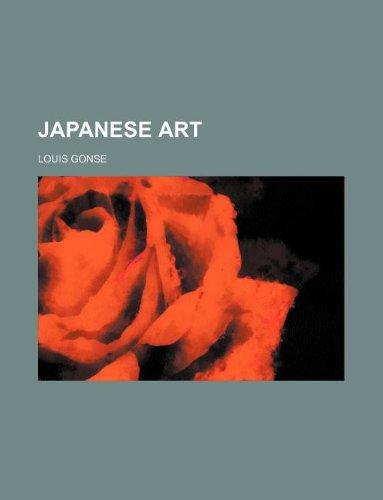 9781231041208: Japanese art