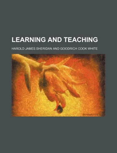 9781231073162: Learning and teaching