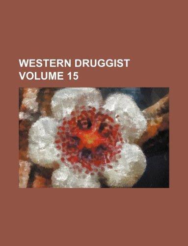 9781231113837: Western druggist Volume 15