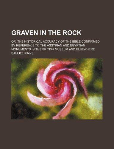 Graven in the rock; or, The historical: Kinns, Samuel