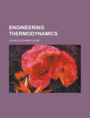 9781231121207: Engineering thermodynamics