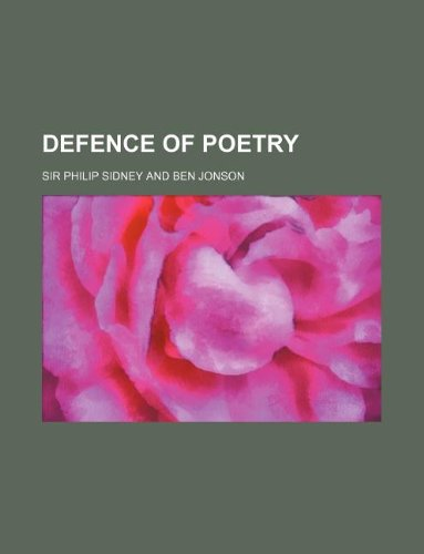 9781231157213: Defence of Poetry