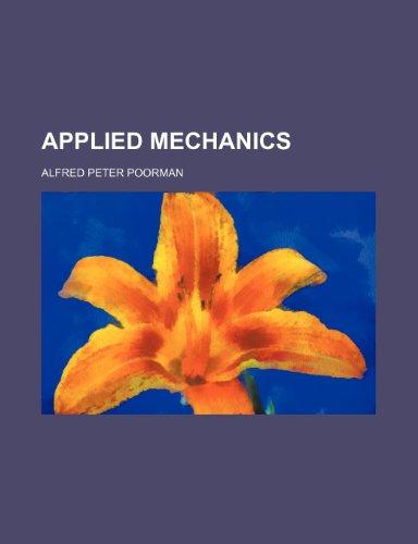 9781231274576: Applied Mechanics