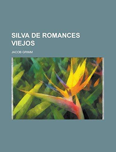 9781231291962: Silva de Romances Viejos
