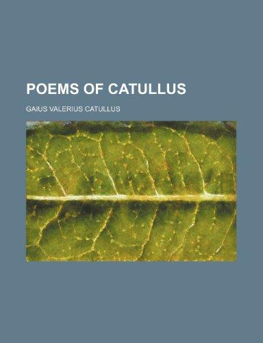 9781231323212: Poems of Catullus
