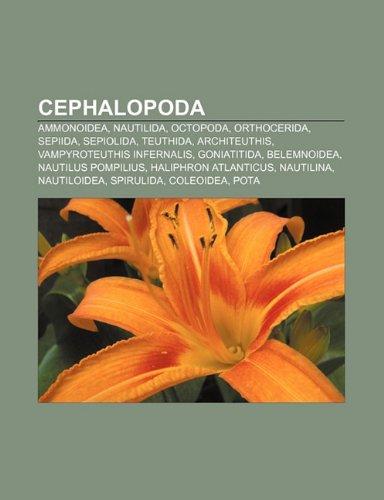 9781231365908: Cephalopoda: Ammonoidea, Nautilida, Octopoda, Orthocerida, Sepiida, Sepiolida, Teuthida, Architeuthis, Vampyroteuthis Infernalis, G