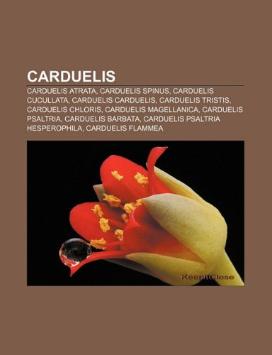9781231512401: Carduelis: Carduelis atrata, Carduelis spinus, Carduelis cucullata, Carduelis carduelis, Carduelis tristis, Carduelis chloris