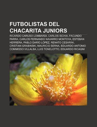 9781231554869 Futbolistas Del Chacarita Juniors Ricardo Caruso