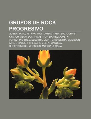 9781231635148 Grupos De Rock Progresivo Queen Tool Jethro Tull