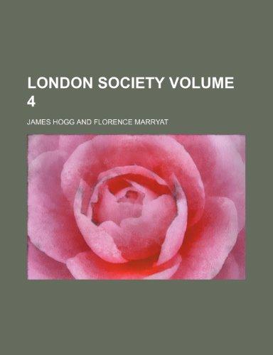 9781231648742: London society Volume 4