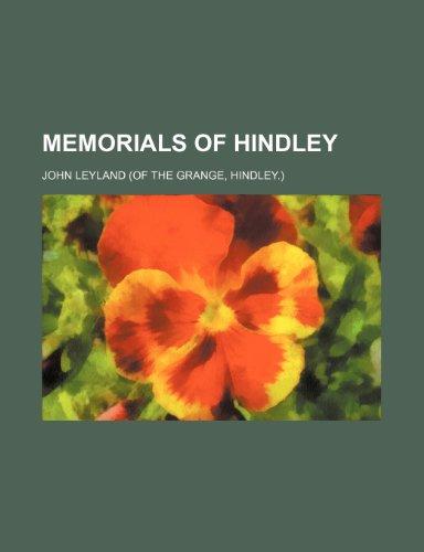Memorials of Hindley: John Leyland