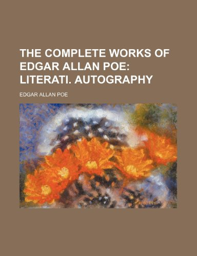 9781231882702: The Complete Works of Edgar Allan Poe