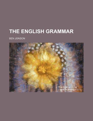 9781231899779: The English Grammar