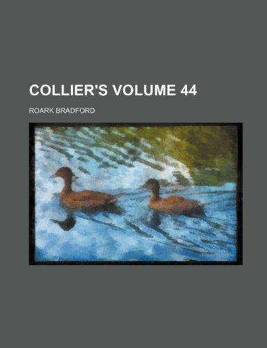 Collier's Volume 44 (1231905042) by Roark Bradford