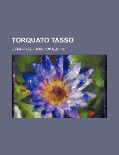 9781232001119: Torquato Tasso