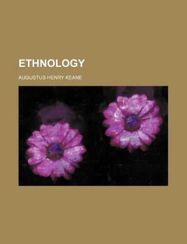 9781232094050: Ethnology