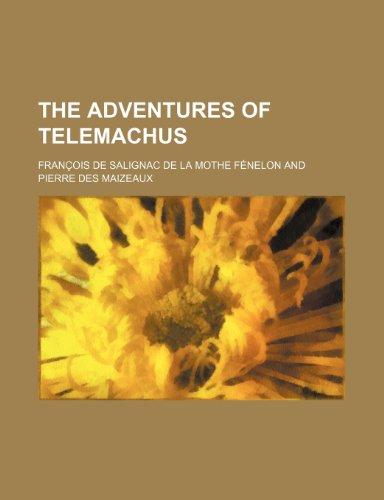 9781232122760: The adventures of Telemachus