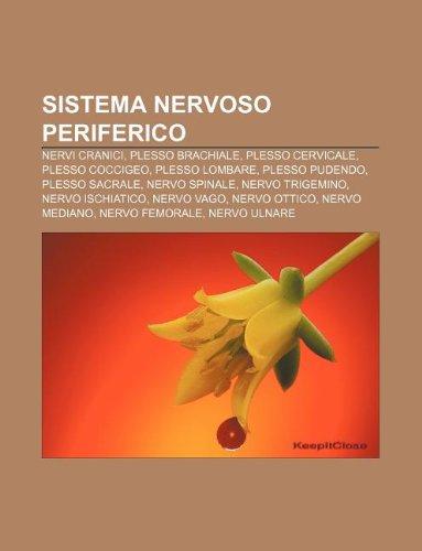 9781232164029: Sistema Nervoso Periferico: Nervi Cranici, Plesso Brachiale, Plesso Cervicale, Plesso Coccigeo, Plesso Lombare, Plesso Pudendo, Plesso Sacrale