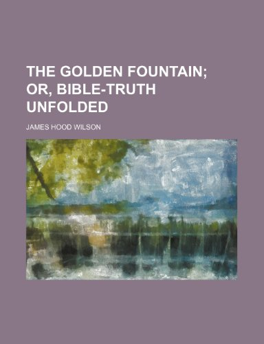 9781232217886: The Golden Fountain