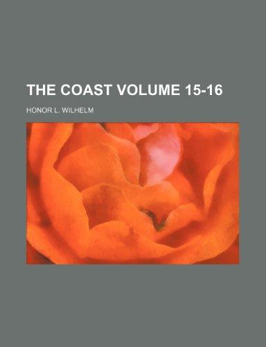 9781232311324: The Coast Volume 15-16