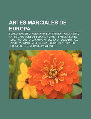 9781232418641 Artes Marciales De Europa Boxeo Bartitsu Kulachniy