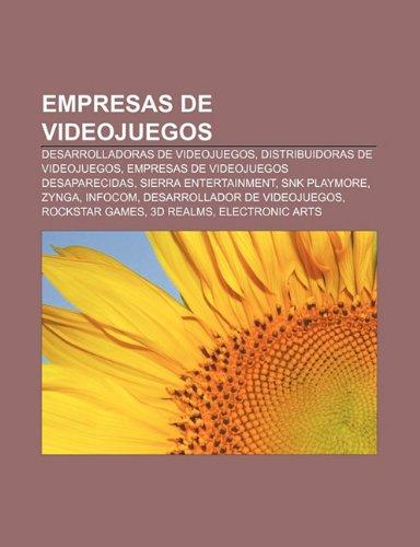 9781232503545: Empresas de Videojuegos: Desarrolladoras de Videojuegos, Distribuidoras de Videojuegos, Empresas de Videojuegos Desaparecidas