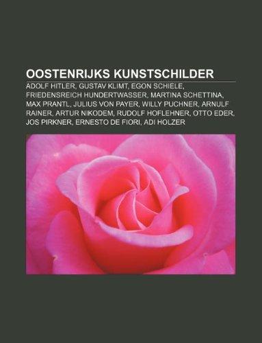 9781232575580: Oostenrijks Kunstschilder: Adolf Hitler, Gustav Klimt, Egon Schiele, Friedensreich Hundertwasser, Martina Schettina, Max Prantl