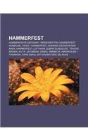 9781232781691: Hammerfest: Hammerfests Geografi, Personer Fra Hammerfest Kommune, Veier I Hammerfest, Samiske Geografiske Navn, Hammerfest Luftha