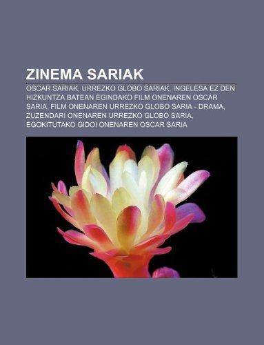 9781233048120: Zinema sariak: Oscar Sariak, Urrezko Globo Sariak, Ingelesa ez den hizkuntza batean egindako film onenaren Oscar Saria