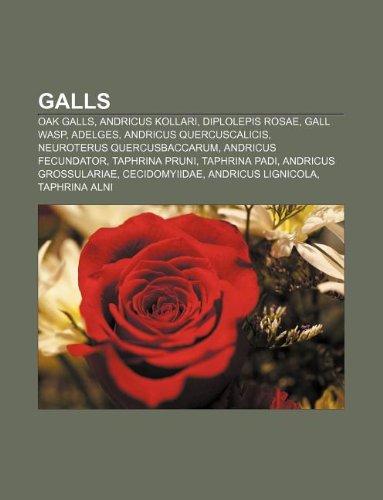 9781233061761: Galls: Oak Galls, Andricus Kollari, Diplolepis Rosae, Gall Wasp, Adelges, Andricus Quercuscalicis, Neuroterus Quercusbaccarum