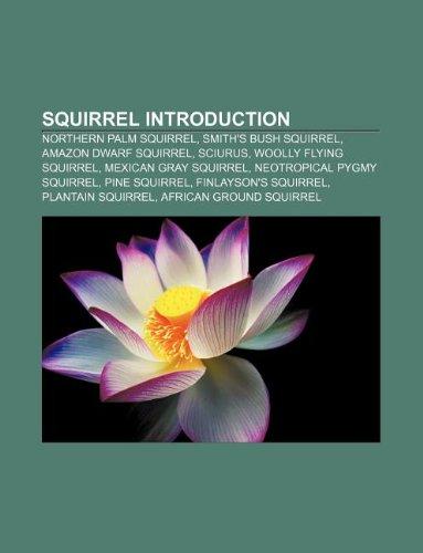 9781233149162: Squirrel Introduction: Northern Palm Squirrel, Smith's Bush Squirrel, Amazon Dwarf Squirrel, Sciurus, Woolly Flying Squirrel