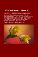 9781233214976: Direktionsbezirk Chemnitz: Chemnitz, Erzgebirgskreis, Landkreis Mittelsachsen, Landkreis Zwickau, Vogtlandkreis