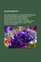 9781233241040: Schottenstift: Abt (Schottenstift), Schottengymnasium, Schottenkirche, Georg Braulik, Alt-Schotten, Meister Des Wiener Schottenaltars