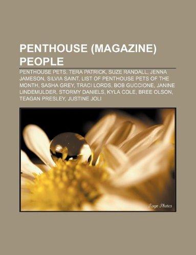9781233295821: Penthouse (Magazine) People: Penthouse Pets, Tera Patrick, Suze Randall, Jenna Jameson, Silvia Saint, List of Penthouse Pets of the Month