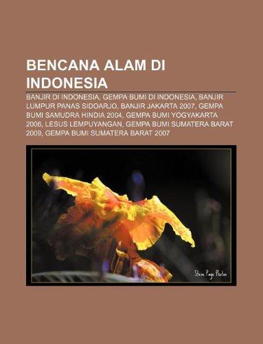 9781233900978: Bencana Alam Di Indonesia: Banjir Di Indonesia, Gempa Bumi Di Indonesia, Banjir Lumpur Panas Sidoarjo, Banjir Jakarta 2007