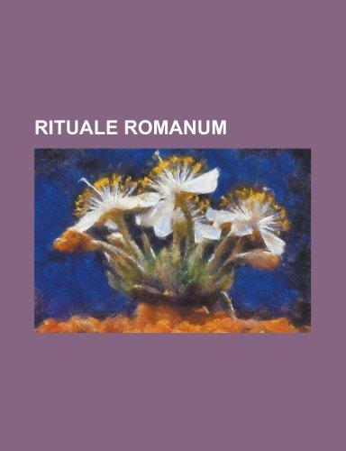 9781234430764: Rituale Romanum