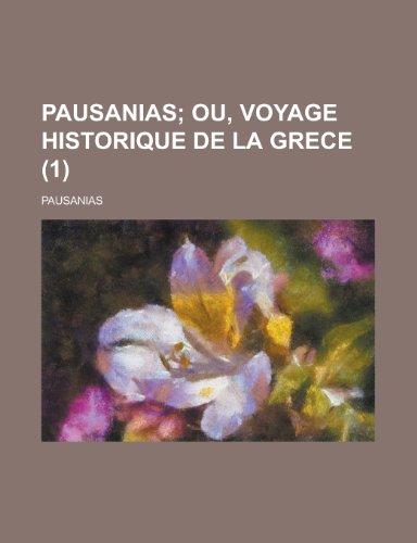 9781234466008: Pausanias (1 )