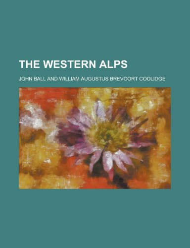 The western Alps (1234479346) by Ball, John