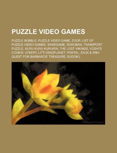 9781234572754: Puzzle Video Games: Puzzle Bobble, Puzzle