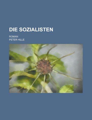9781234903725: Die Sozialisten; Roman